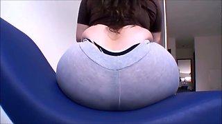 Big Latina Ass Show