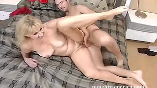 Russian Mature and Stud