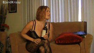 Krissy lynn mom drunk
