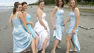 Real Brides So Naughty!