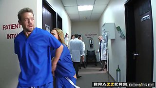 Brazzers - Doctor Adventures - Naughty Nurses scene starring
