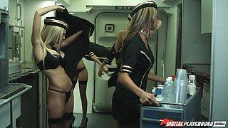 Fly Girls - Scene 1