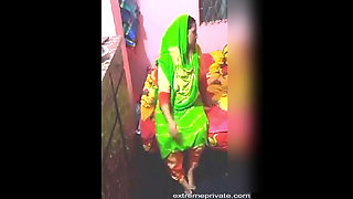 Spying Indian Aunt fucked by my best friend