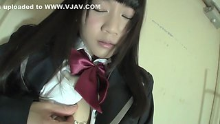 Incredible Japanese slut in Crazy Solo Female, HD JAV clip