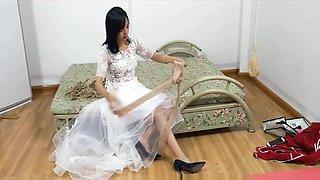 Chinese bride bondage
