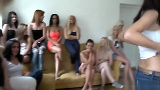 russian teen orgy 50 girls 1 dude
