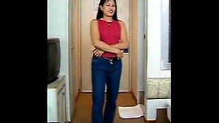 Juliette, Filipina maid in Taipei, Taiwan
