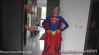 Supergirl forced