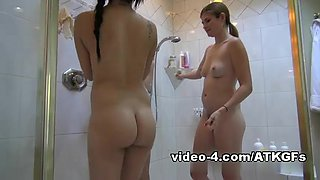 ATKGirlfriends video: virtual triple date with Lara Brookes, Sofia Banks, and Skylar Green