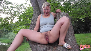 I piss off the tree l DADDYS LUDER