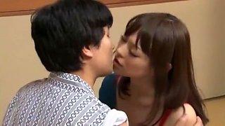Amazing Japanese model Ryoko Murakami, Misa Yuuki, Reiko Nakamori in Crazy Lingerie, Big Tits JAV video
