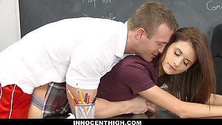 Sexy Student Fucked By Coach