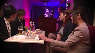 Club-637 A Power Harassment Female Boss Forced Me To