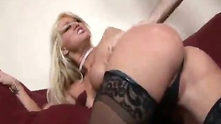 Tory Lane and Cayden Moore have a foursome!