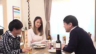 Japanese Amateur Bathroom Blowjob
