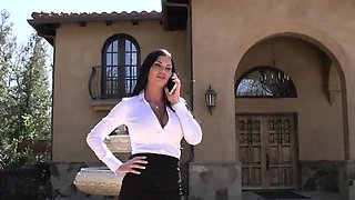 Jasmine Jae is a horny cougar who's always looking for some