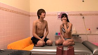 Momo Akiyama Virgin Japanese Teen Fucked By Small Dick