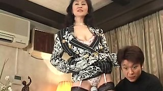 Horny Japanese girl in Exotic Uncensored, Dildos/Toys JAV video