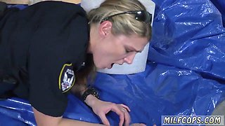 Interracial college threesome and milf stripper party Cheater caught doing misdemeanor