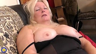British mature aunt cindy need a good fuck