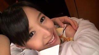 cute beautiful japanese steawardess fucked and bondaged