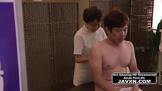 Beautiful Big Tits Japanese Milf With Stepson Hardcore