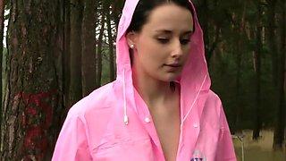 Amazing pornstar in best outdoor, masturbation sex video
