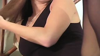 Andie Strips and want to dominate your Cock - Low