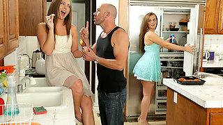 Jillian Janson & Maddy O'Reilly in My Sisters Hot Friend