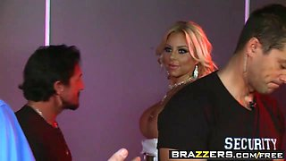 Real Wife Stories - Britney Shannon Ramon Tommy Gunn - Anything To Get In - Brazzers