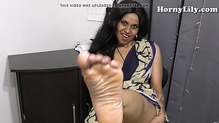 Indian Mom Toilet Slave Son (English subs) Tamil POV