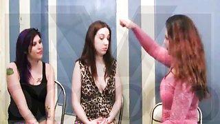 Hypno lesbian hypnosis mind control mesmerize brainwash double domme