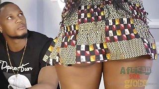 African Sex Globe Rasta Babe