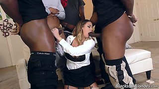 Brooklyn Chase - Gangbang