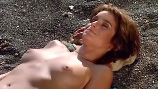 James blow - classic nude beach