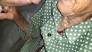 Chinese granny 18