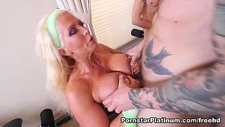 Savana Styles the Orgy Trainer - PornstarPlatinum