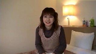 Best Japanese chick in Fabulous Bathroom, Blowjob JAV video