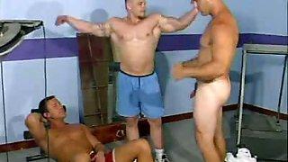 Gym Muscle Men Fuck