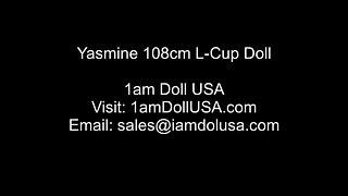 Playtime Yasmine 108cm L-Cup Love Doll (Sex Doll, 1am Doll)