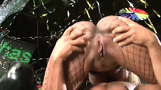 big cock anal brazil party orgy