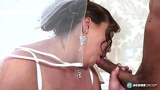 nila mason-big tit wedding day