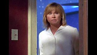 Jennifer Aspen and Samantha Ferris - The Ranch - (US2004)